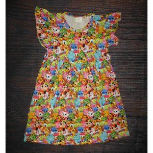 Boutique Disney Characters Girls Pearl Dress
